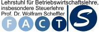 Lehrstuhl für Betriebswirtschaftslehre insb. Steuerlehre
