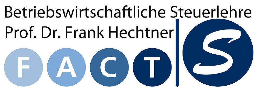 Lehrstuhl für Betriebswirtschaftliche Steuerlehre
